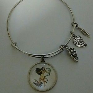 Jewelry - Disney Pocahontas Bangle Bracelet